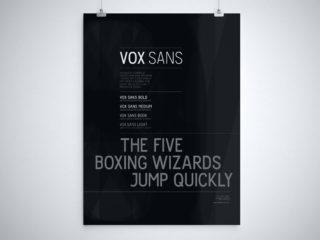 Vox Sans